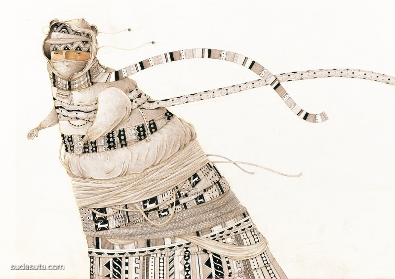 Vorja Sánchez 绘画艺术欣赏