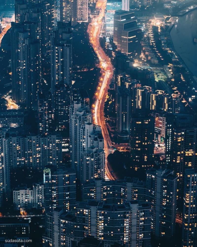Yu 城市夜景