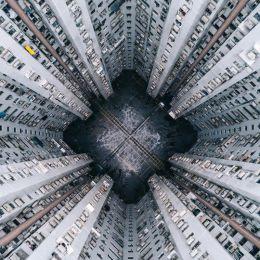 Yu 城市森林 城市摄影欣赏
