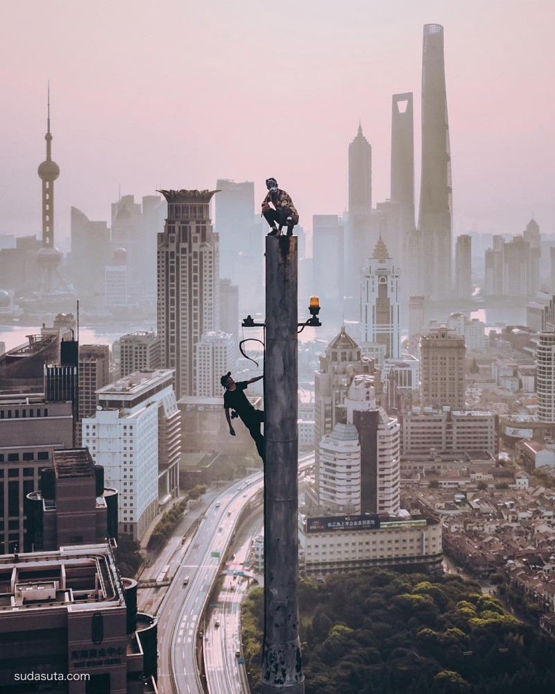 Yu 城市解构 旅行影像日记