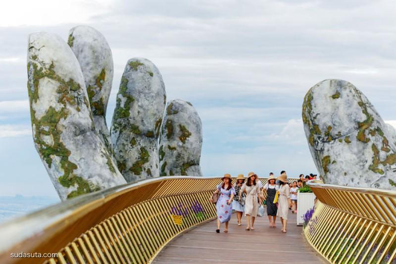 Da Nang 桥 旅行日记