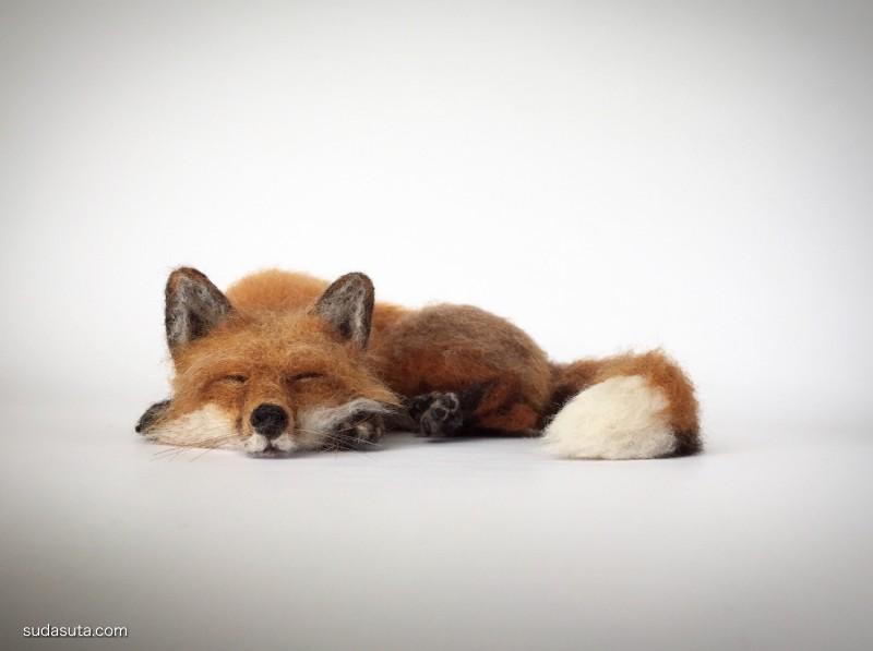 Mikaela Bartlett 手心的狐狸