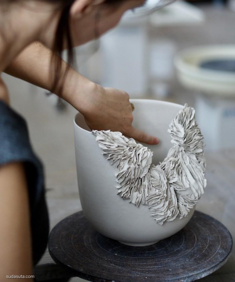 Olivia Walker 陶瓷艺术欣赏