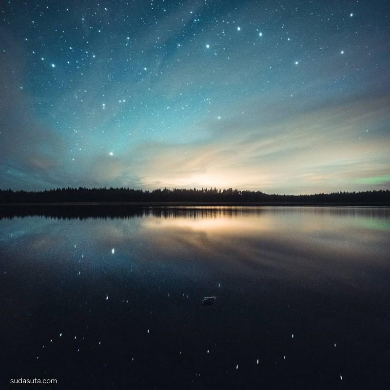 Oscar Keserci 星空 风景摄影欣赏