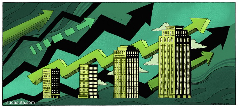 Pedro Correa 商业插画欣赏