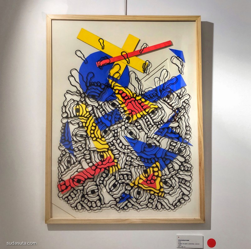 Pierre Merriaux 街头艺术欣赏