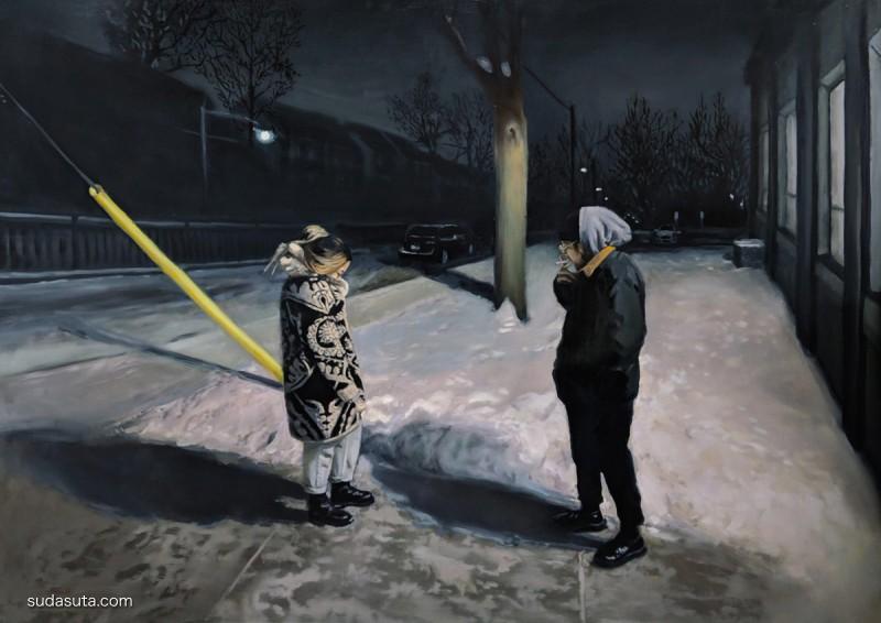 Zach Tuinman 绘画艺术欣赏