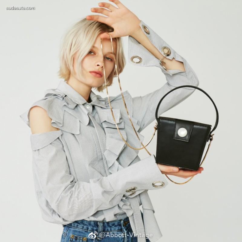 独立女包设计品牌 Abbott Vintage