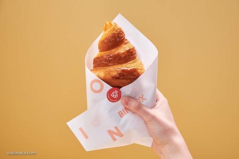 BINBOX 新鲜的面包的包装设计欣赏