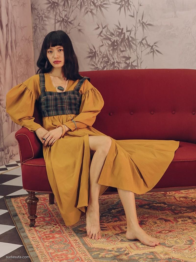 SINCETHEN从那以后 独立设计女装品牌