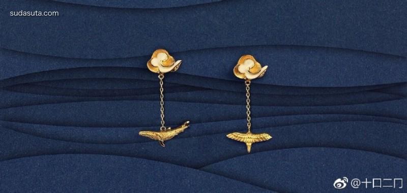 独立首饰设计品牌 十口二冂首饰工作室