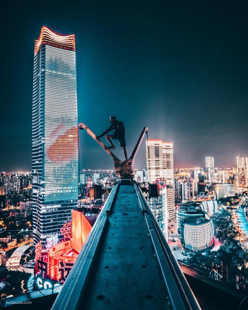 Austin Hsu 城市夜景