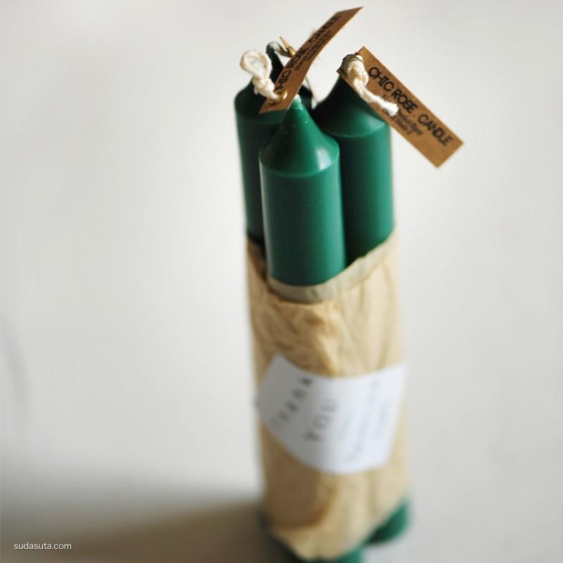 蜡烛和杂货铺 安静的生活安静的燃烧
