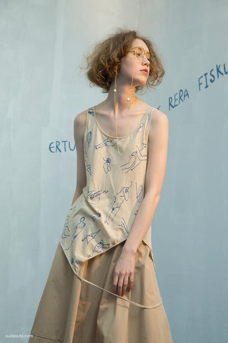 DIDDI STUDIO 独立女装设计品牌