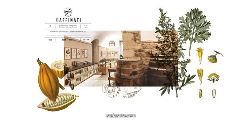 Gli Affinati 品牌设计欣赏