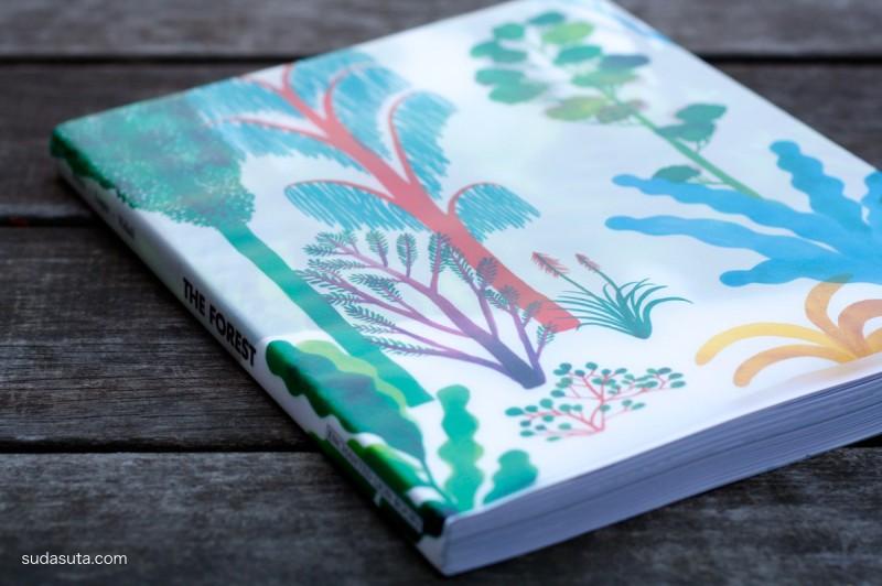 Riccardo Bozzi 书籍插画欣赏