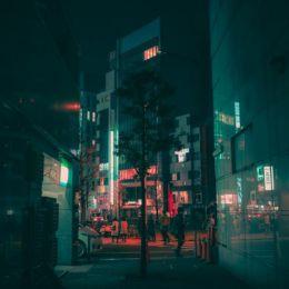Trevor Alexander 旅行城市夜景