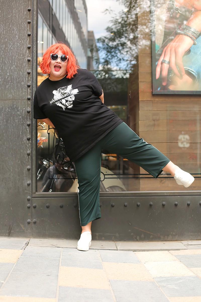 超级无敌盖伦妹 独立女装设计品牌