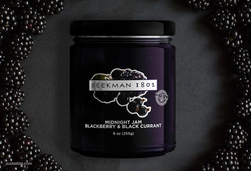 Beekman 1802 视觉VI设计欣赏