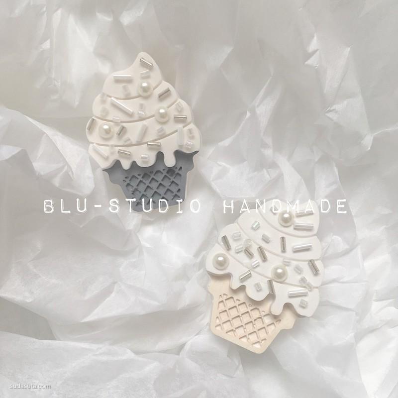 BluStudio  白色极简,令人沉醉的安静