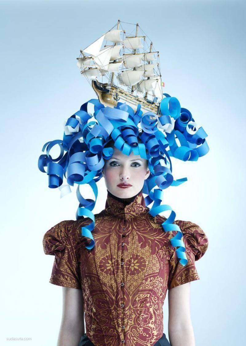 Bonnie Holland 混合艺术欣赏