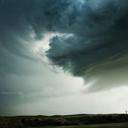 Camille Seaman 暴风 极限天气摄影欣赏