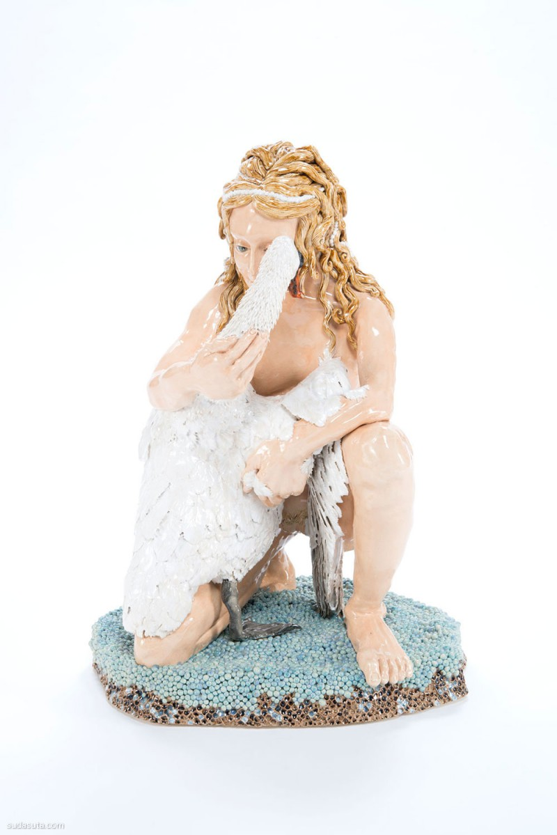 Carolein Smit 陶瓷艺术欣赏