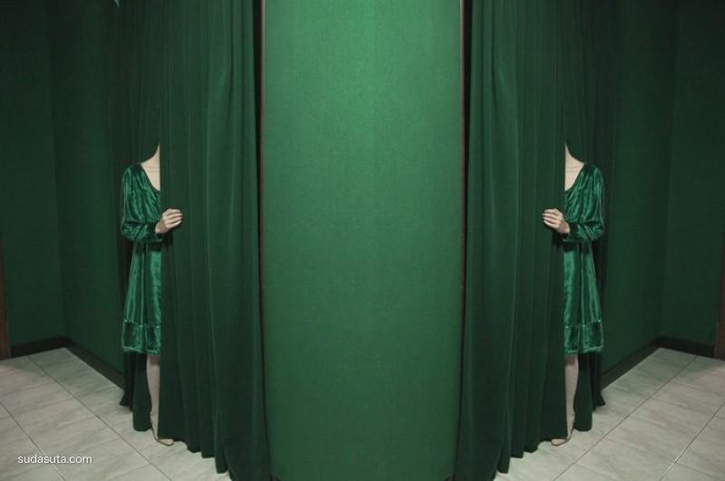 Cristina Coral 超现实主义摄影作品欣赏