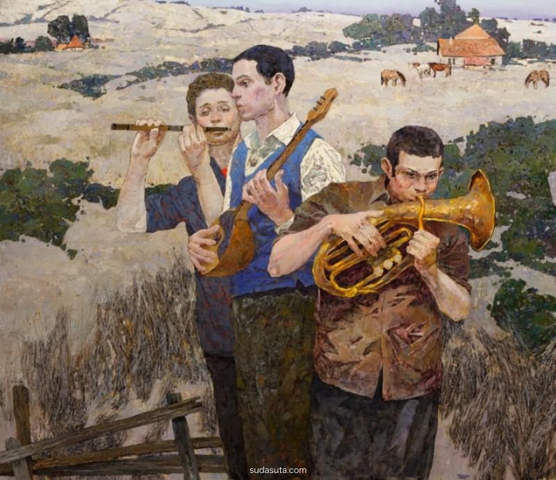 Denis Sarazhin 艺术作品欣赏