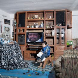 Diego Moreno 怪物日记 系列摄影欣赏