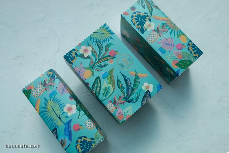 Fruit Nature 干果包装设计欣赏