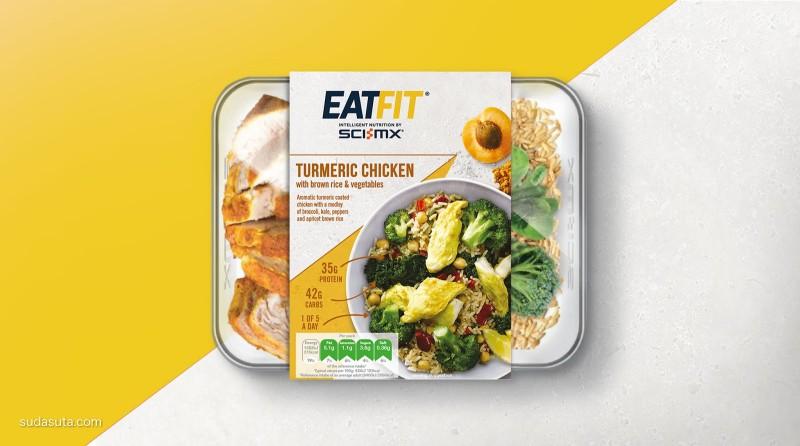 EatFit 包装设计欣赏
