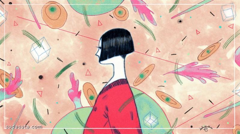 Ericka Lugo 装饰插画欣赏