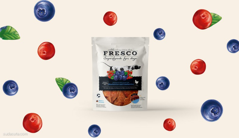 Fresco 包装设计欣赏