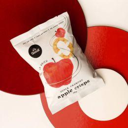 Goodi 可爱美味的苹果干 包装设计欣赏