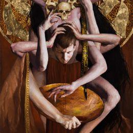 Jennifer Gennari 肖像绘画欣赏