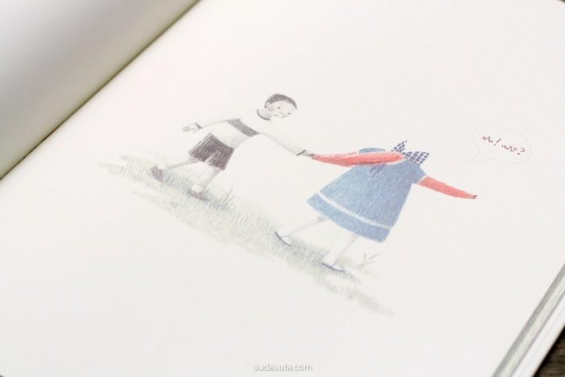 JiHyeon Lee 儿童插画欣赏