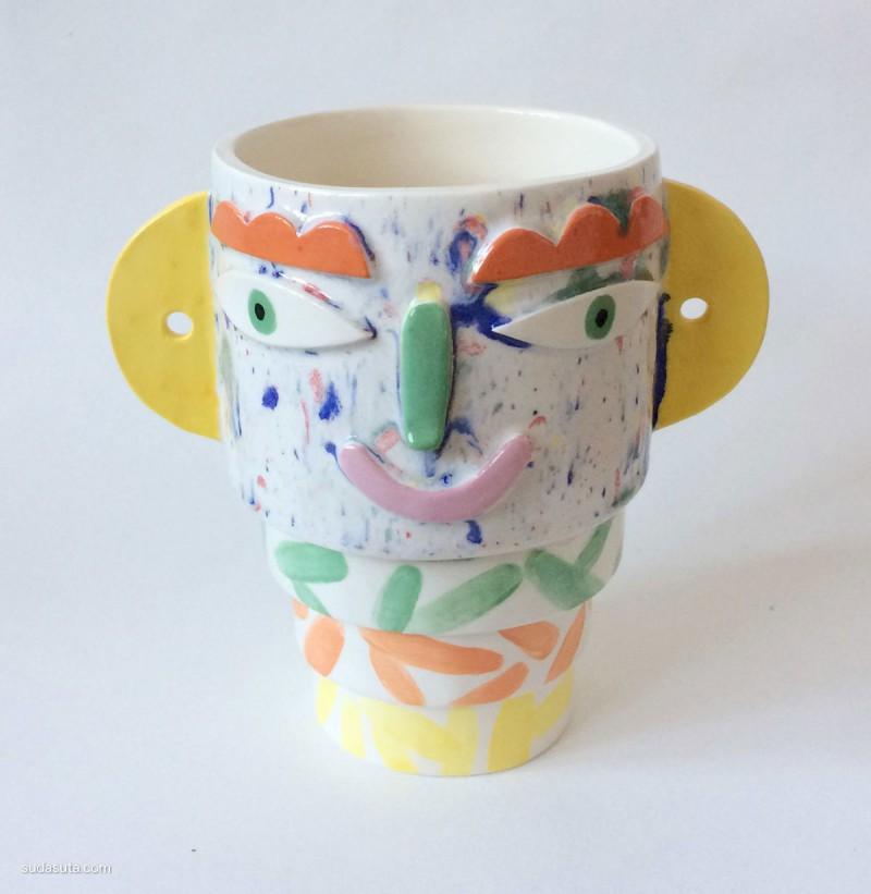 陶瓷艺术家 Laura Bird