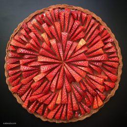 Lauren Ko 不可思议的披萨设计