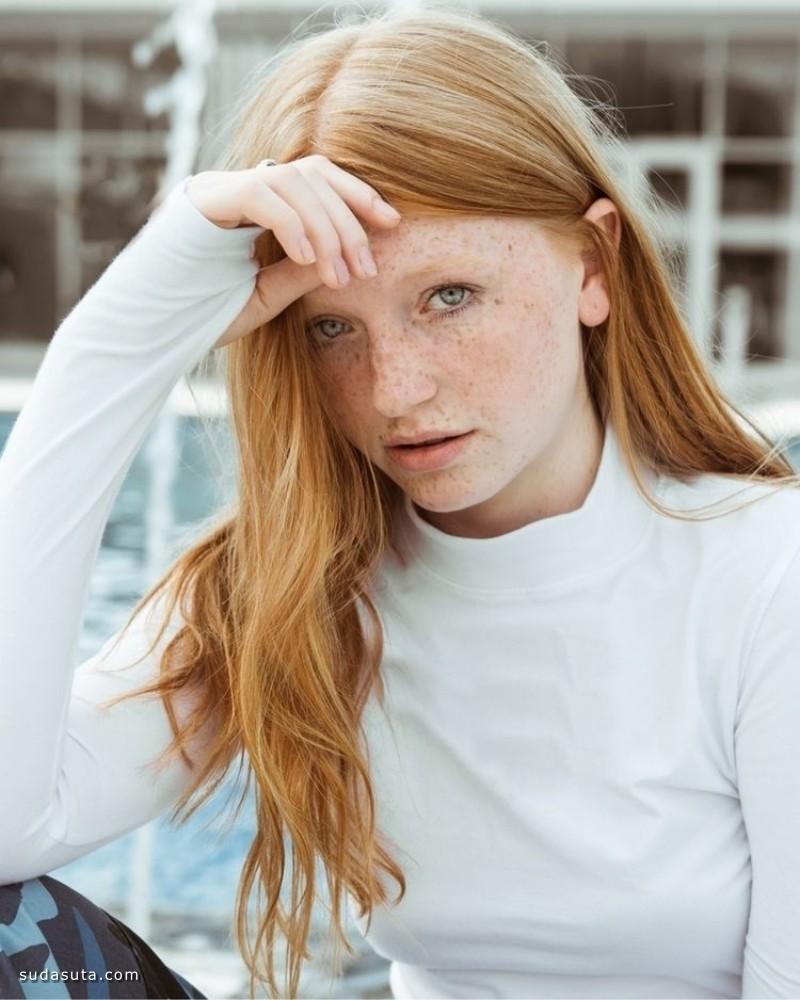 Lili Ruger 青春人像摄影