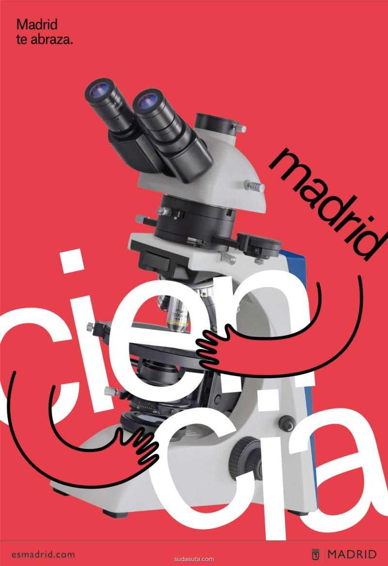 Madrid 品牌设计欣赏