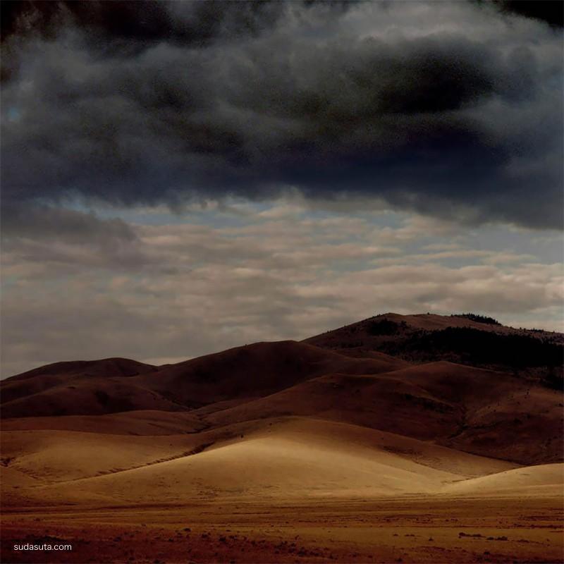 Michael Eastman 复古风格的风景摄影欣赏