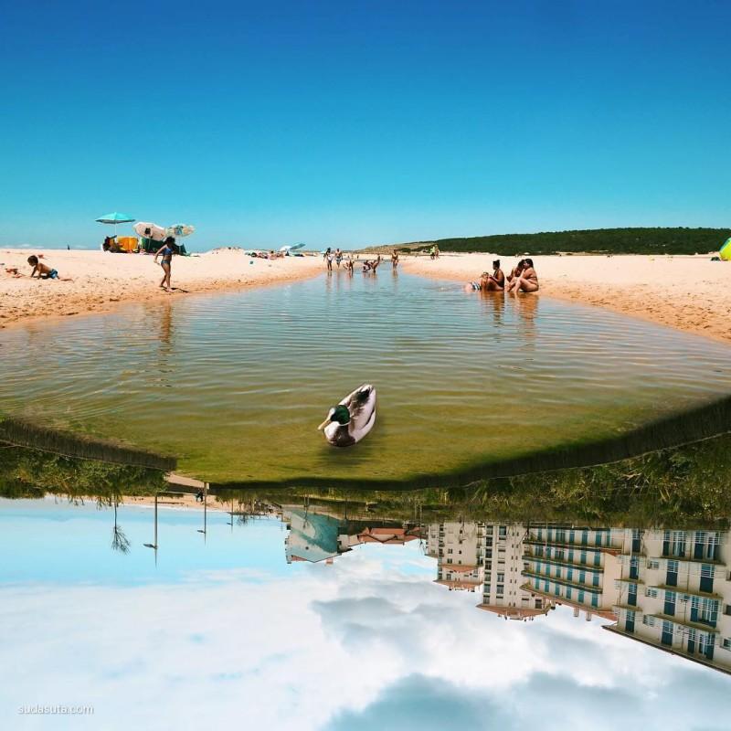 Monica Carvalho 超现实主义照片合成作品欣赏