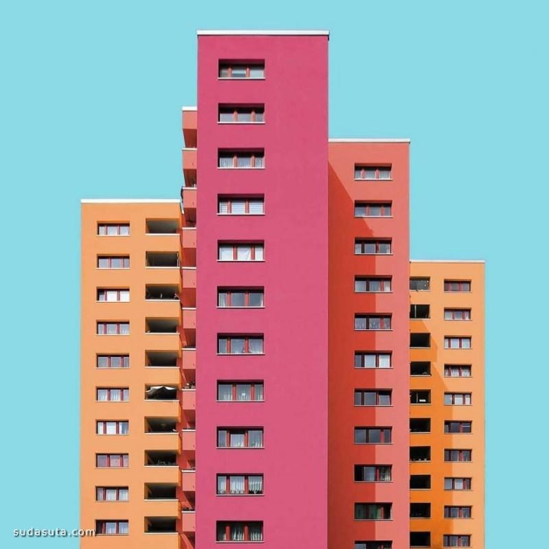 Paul Eis 建筑摄影欣赏