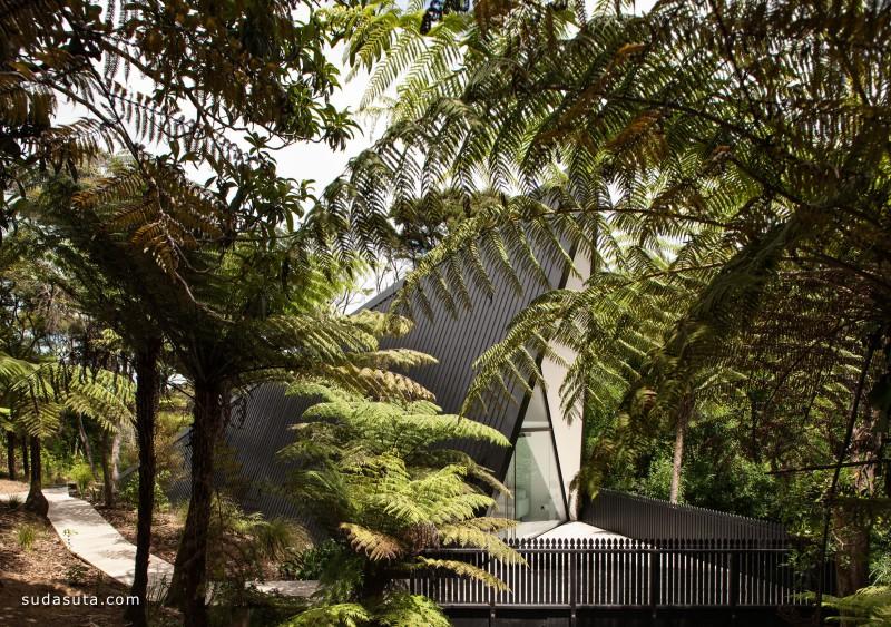 Tent House 建筑设计欣赏