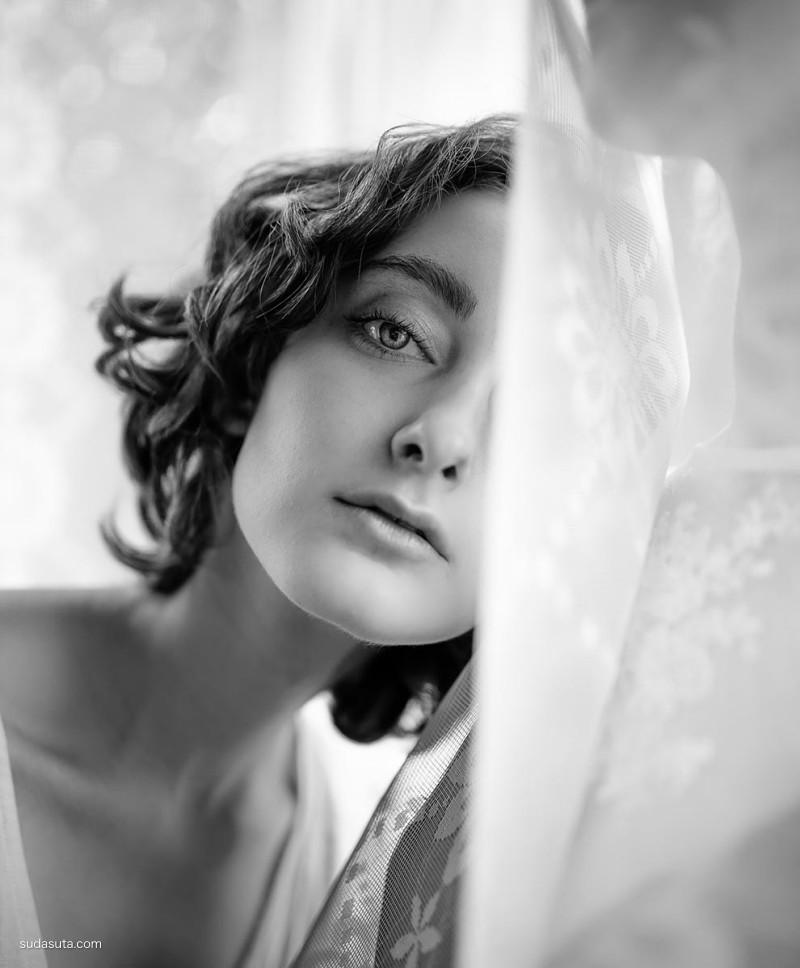 Xenie Zasetskaya 人像摄影欣赏
