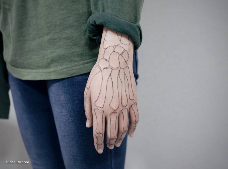 Mio 뤂 纹身设计欣赏