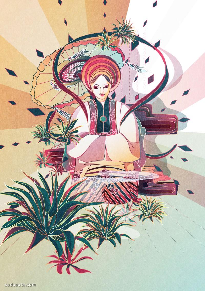 Anh Nghiet Nguyen 包装设计欣赏