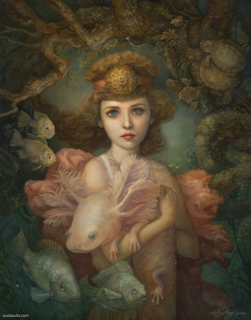Gallery Gerard 古典主义绘画艺术欣赏