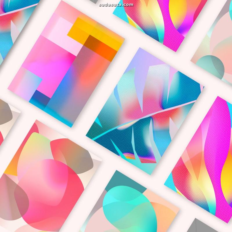 Atelier Irradié 平面设计欣赏